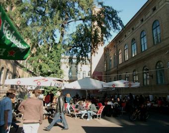 ELTE Campus